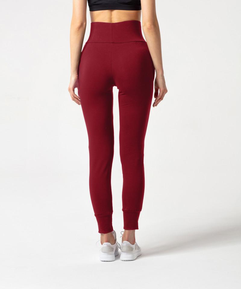 Burgundy Belle Sweatpants 2