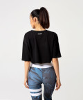 Black Oversize T-shirt 2