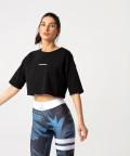 Black Oversize T-shirt 3