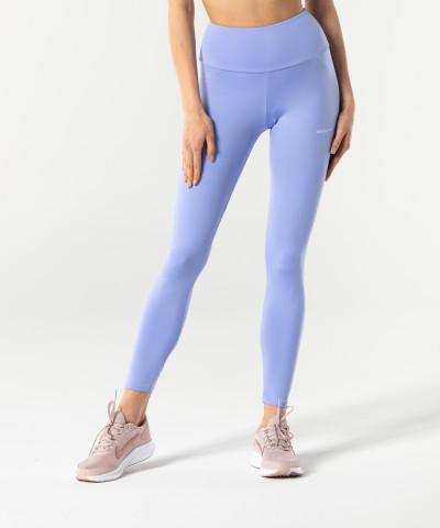 Blue Classic Highwaist Leggings 1