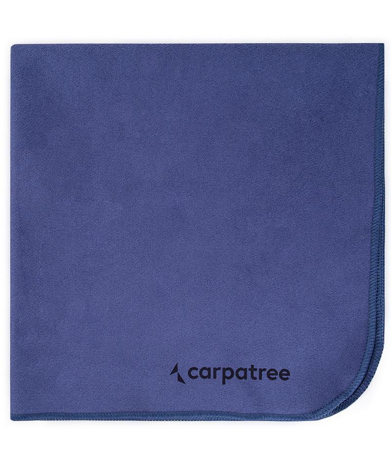 Blaues Handtuch für das Fitnessstudio  1