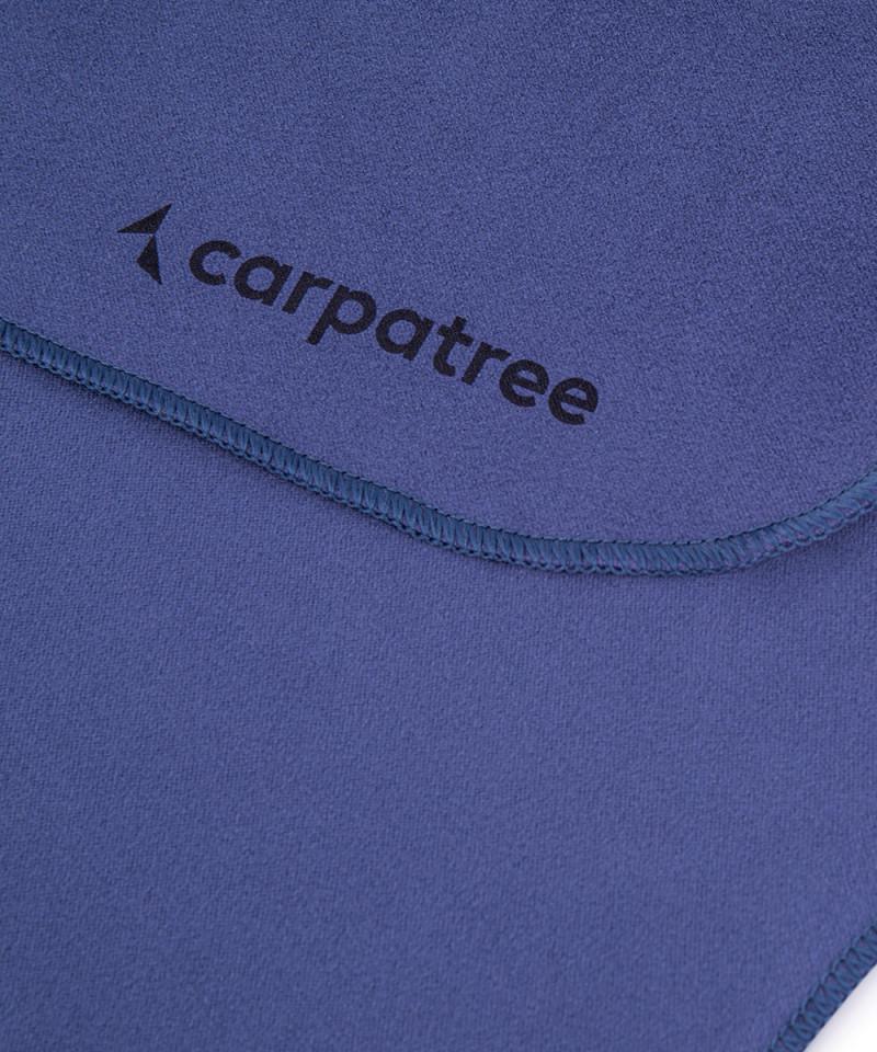 Blaues Handtuch für das Fitnessstudio  3