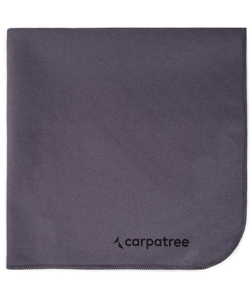 Szary ręcznik na siłownię 1