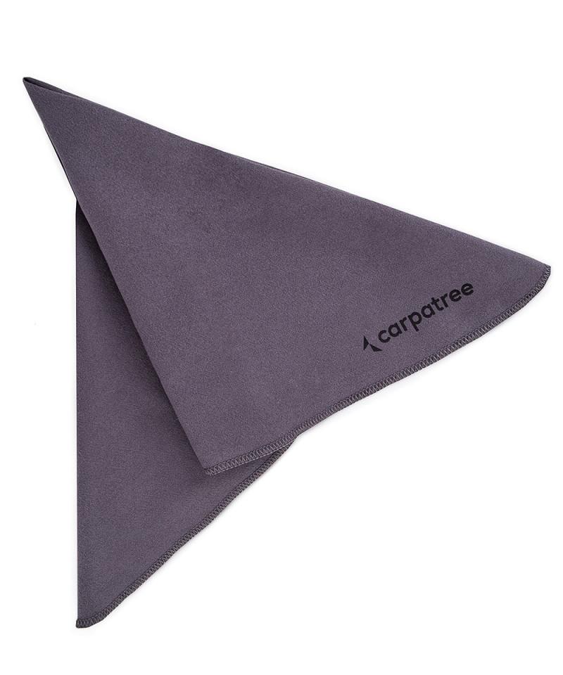 Szary ręcznik na siłownię 2