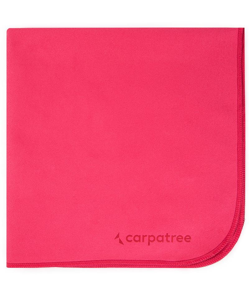 Różowy ręcznik na siłownię 1