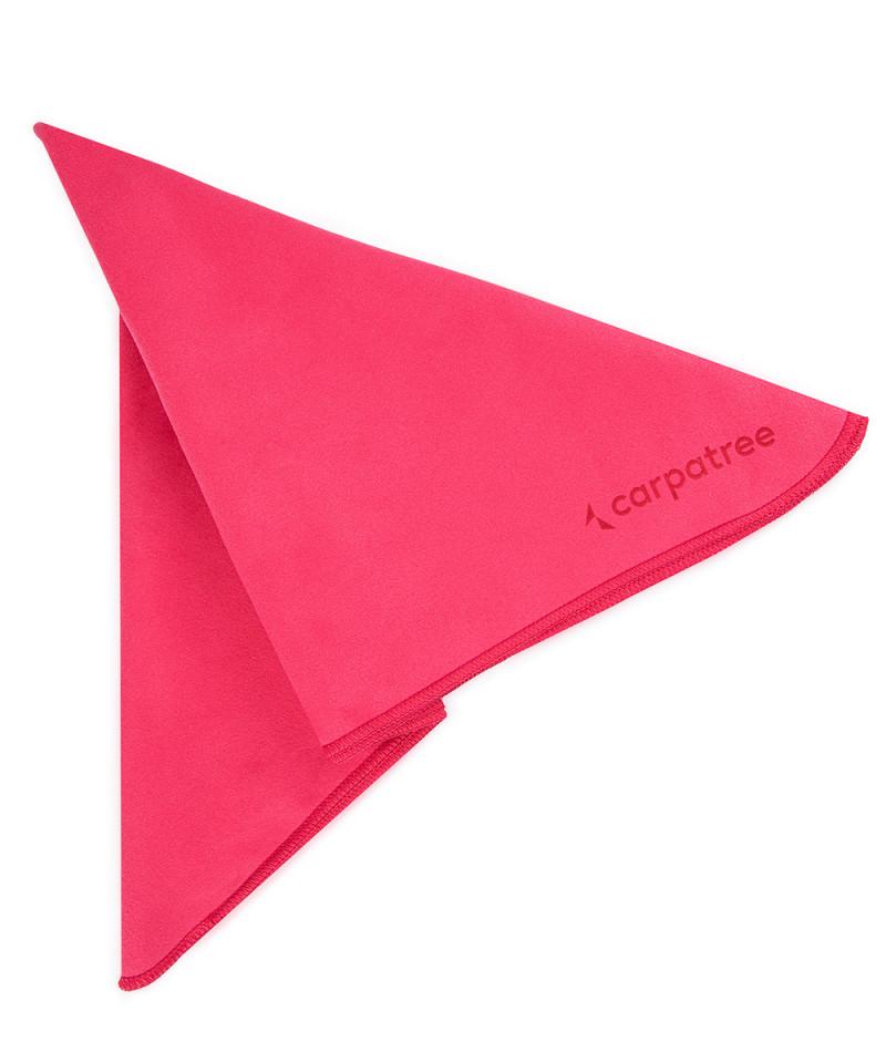 Różowy ręcznik na siłownię 2