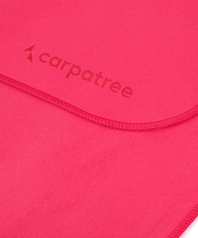 Różowy ręcznik na siłownię 3