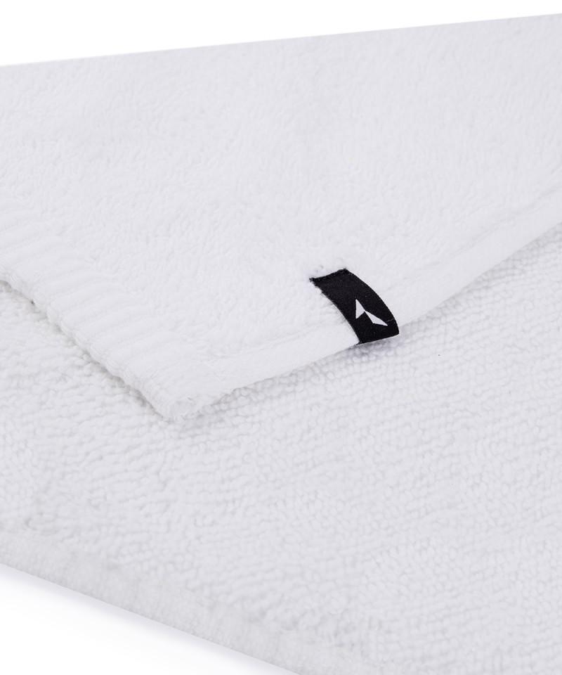White Bath Towel 3