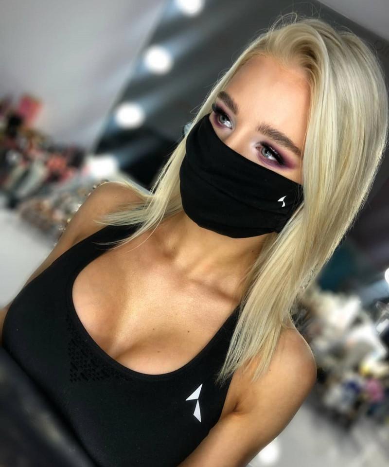 Black Carpatree Mask 2