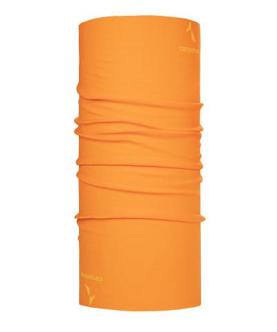 Pomarańczowy komin sportowy 1