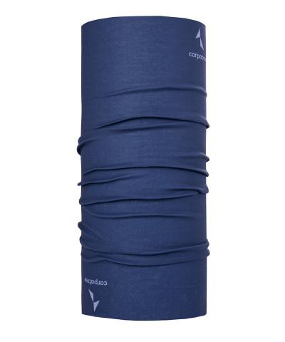 Granatowy komin sportowy 1