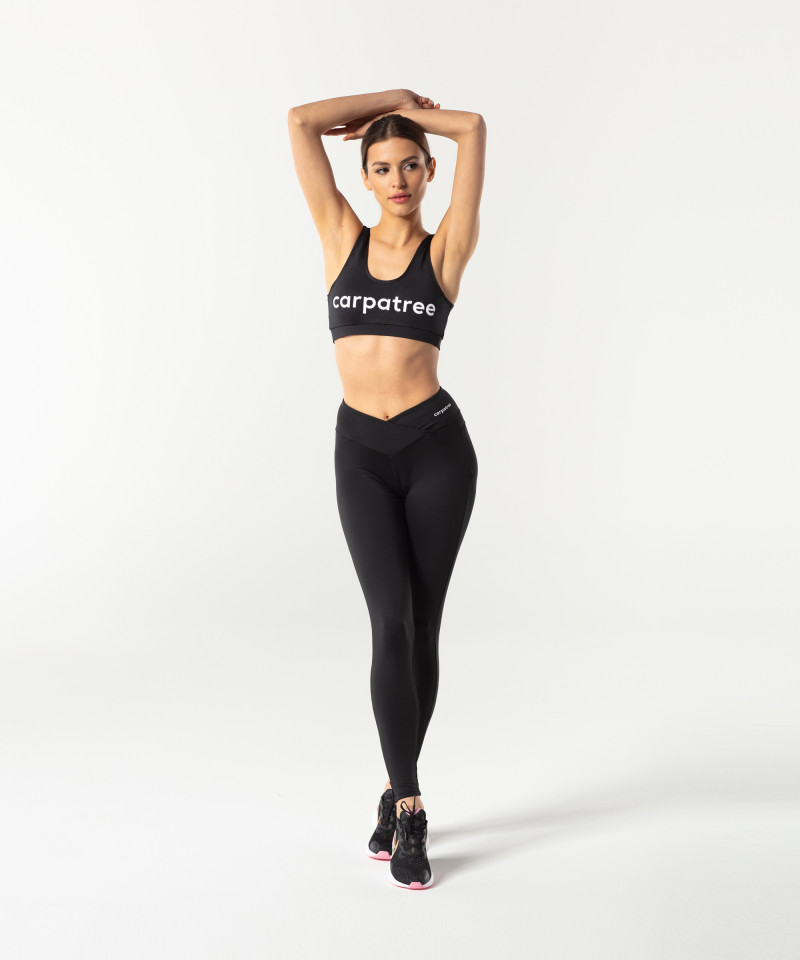Black Bubble® Push-up Leggings 4