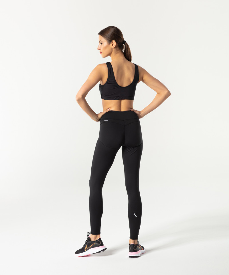 Black Bubble® Push-up Leggings 5
