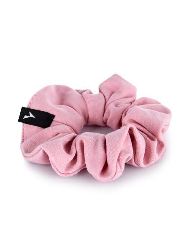Różowa Gumka do włosów Carpatree