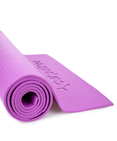Purple Carpatree Fitness Mat
