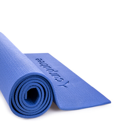 Blue Carpatree Fitness Mat