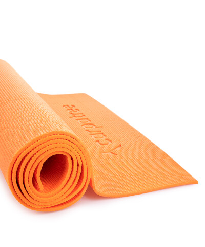 Orange Carpatree Fitness Mat