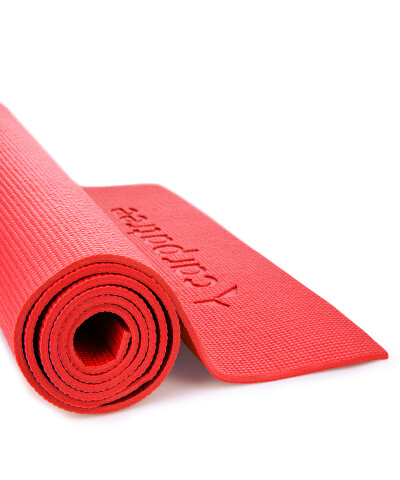 Red Carpatree Fitness Mat