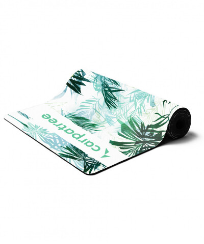 Palm Tree Yoga Mat 2