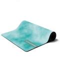 Yoga Mat, Tie Dye Azure