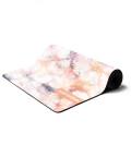 Yoga Mat, Tie Dye Pastel