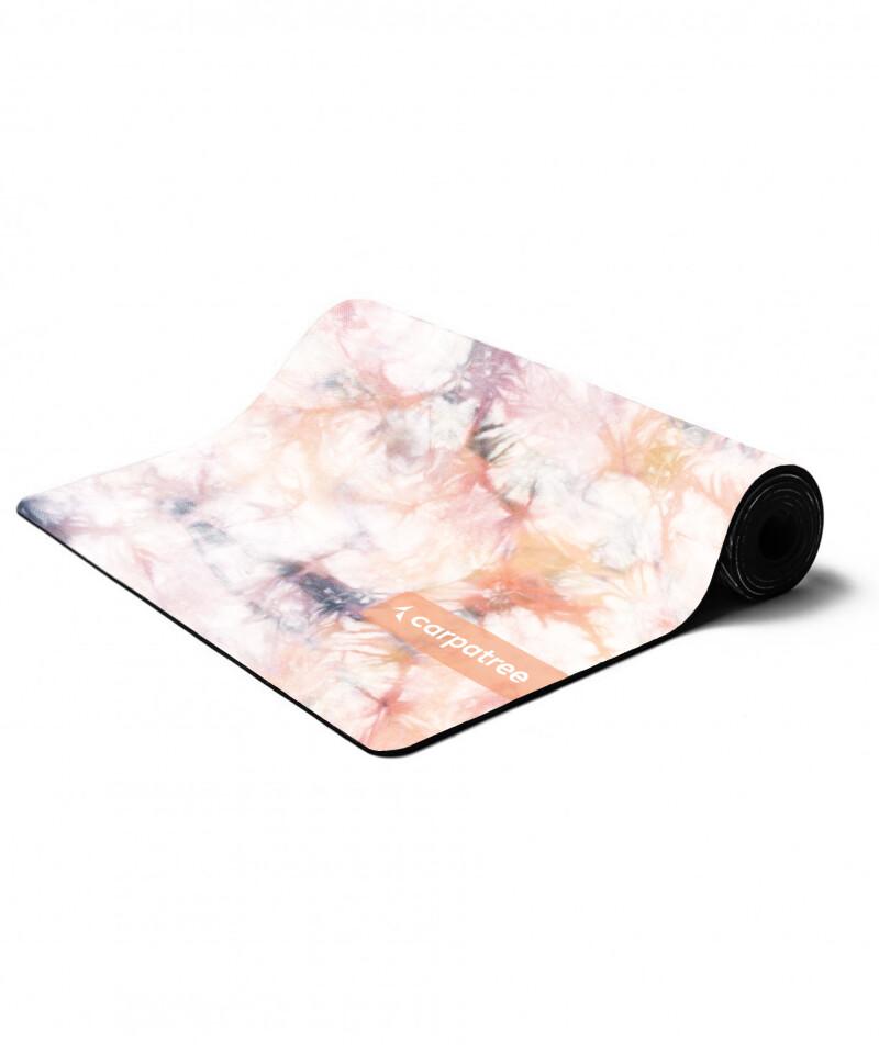 Pastell Yoga Matte Tie Dye 1