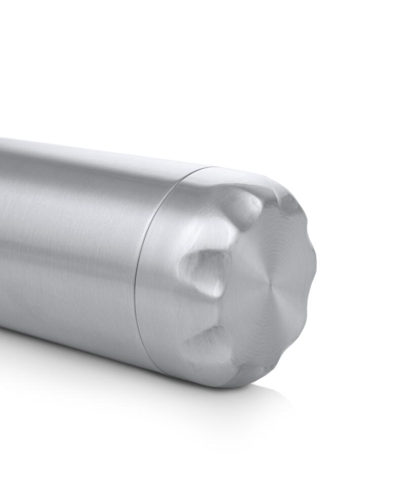 Stříbrná Láhev z nerezové oceli 3