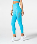 Phase Seamless Leggings, Azure Blue
