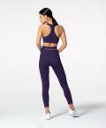 Purple Phase Seamless Leggings 5