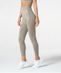 Phase Seamless Leggings, Latte Beige