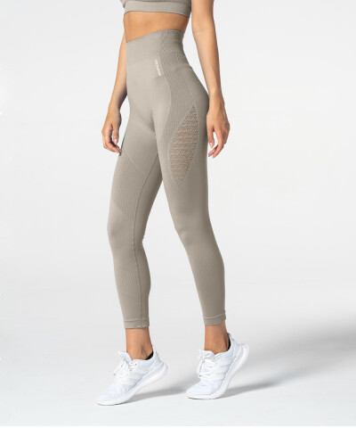 Women's Latte Phase Seamless Leggings 1