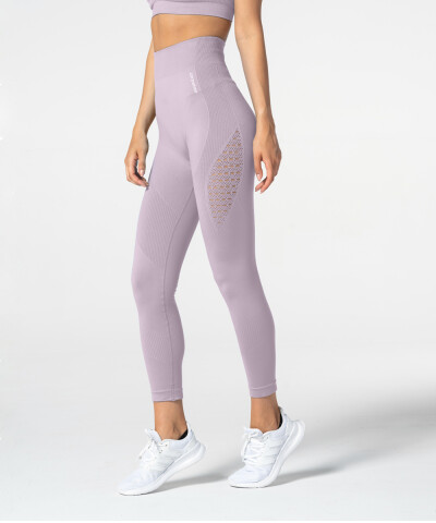 Women's Lilac Phase Seamless Leggings 1