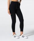 Спортивные штаны Rib, Черные