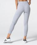 Женские серые спортивные штаны Rib 2