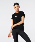 Symmetry T-shirt, Black