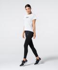 Women's White Symmetry T-shirt 3