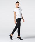 Women's White Symmetry T-shirt 4