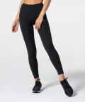 Women's Black Spark Highwaist Leggings 2