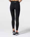 Women's Black Spark Highwaist Leggings 3
