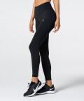 Women's Black Spark Highwaist Leggings 1