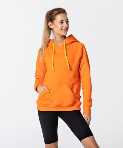 Женское оранжевое худи Vibrant 1