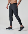 Men's Grey & Black Stellar Joggers 3