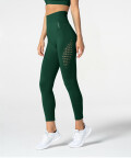 Phase Seamless Leggings, Bottle Green