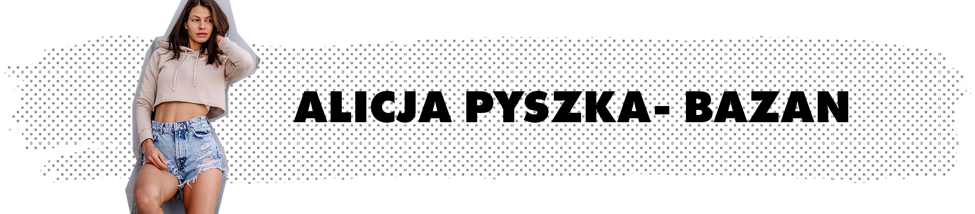 Alicja Pyszka-Bazan FitAla - Carpatree brand ambassador