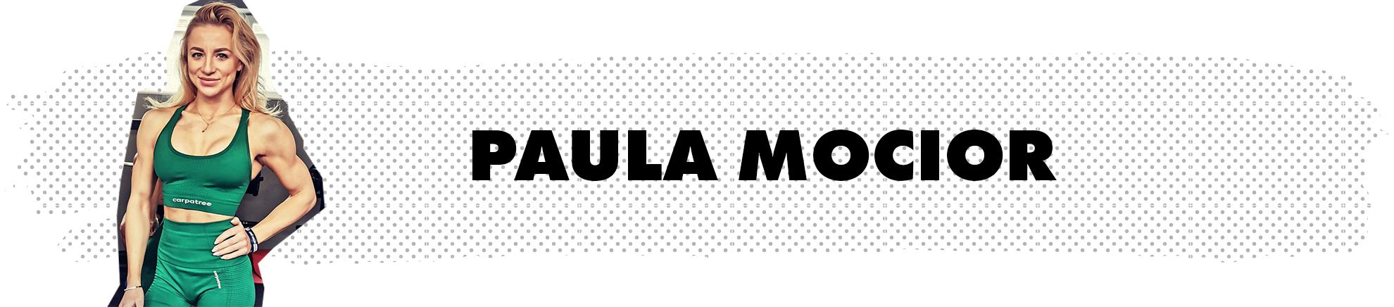 Paula Mocior - Carpatree brand ambassador