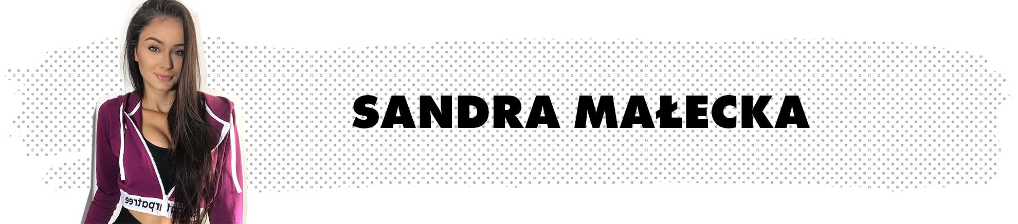 Sandra Małecka Ostentacyjna - ambasadorka marki Carpatree