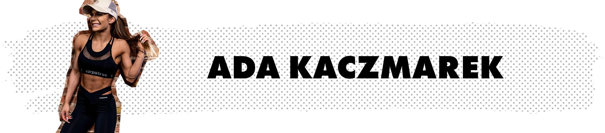Ada Kaczmarek - Carpatree brand ambassador