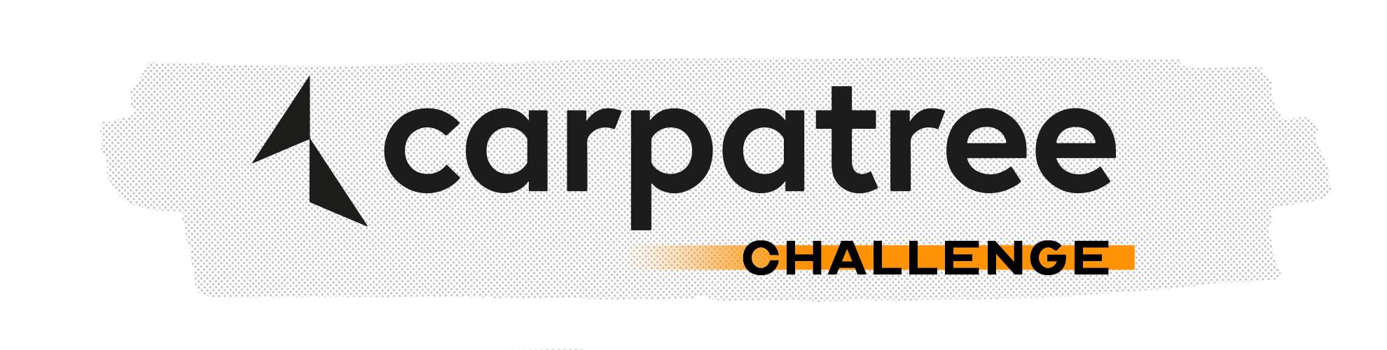 Carpatree Challenge