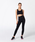 Trendige Schwarze Ultrabasic™ Nahtlose Leggings