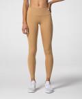 Stylowe kawowe legginsy z wysokim stanem Spark™
